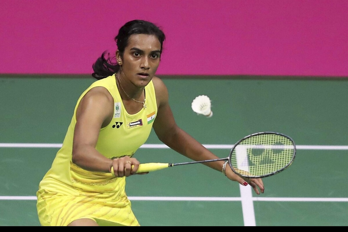 PV Sindhu, Sai Praneeth, N Sikki Reddy hit the courts for training in Hyderabad