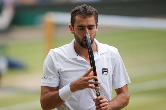 Federer to clash with Marin Cilic in the Wimbledon