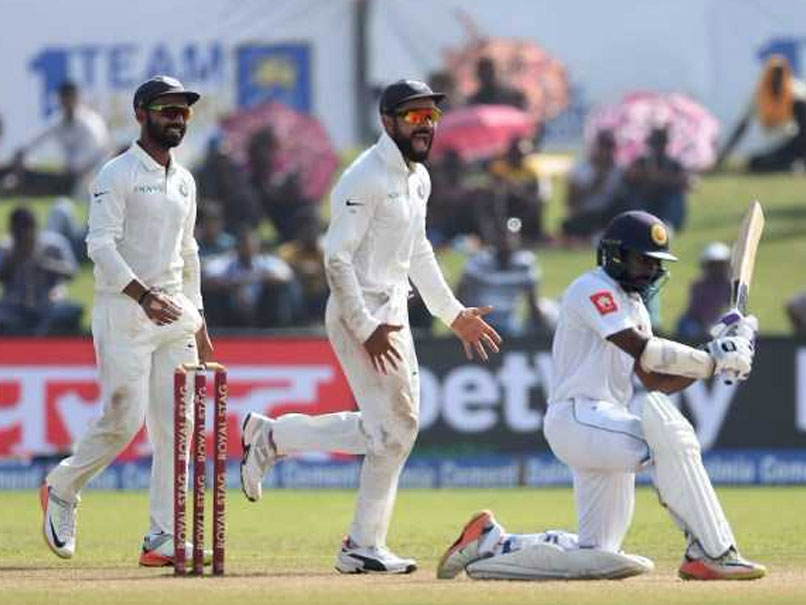 Indiacrush Sri Lankaby record 304 runs, lead 1-0 in 3-Test cricket series
