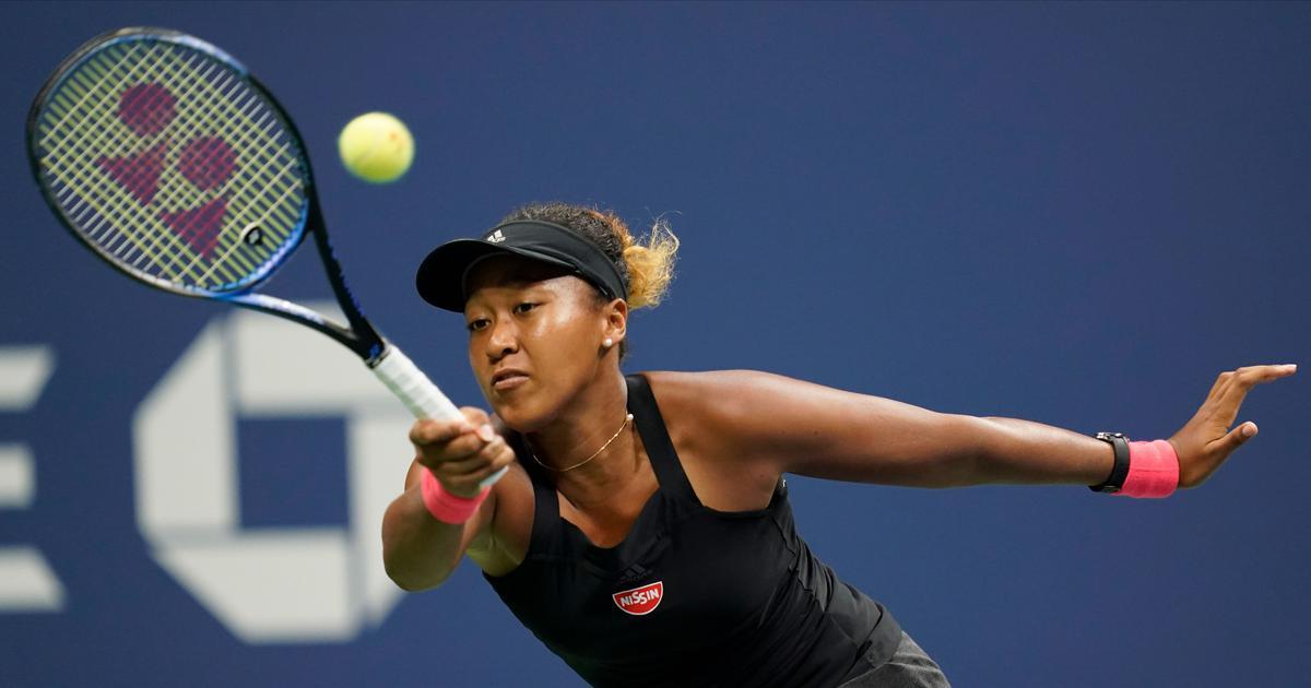 Osaka pulls out of Hong Kong Open with back injury