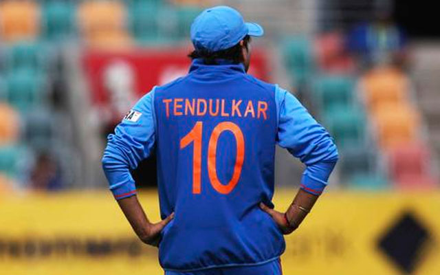 BCCI retires Sachin Tendulkar