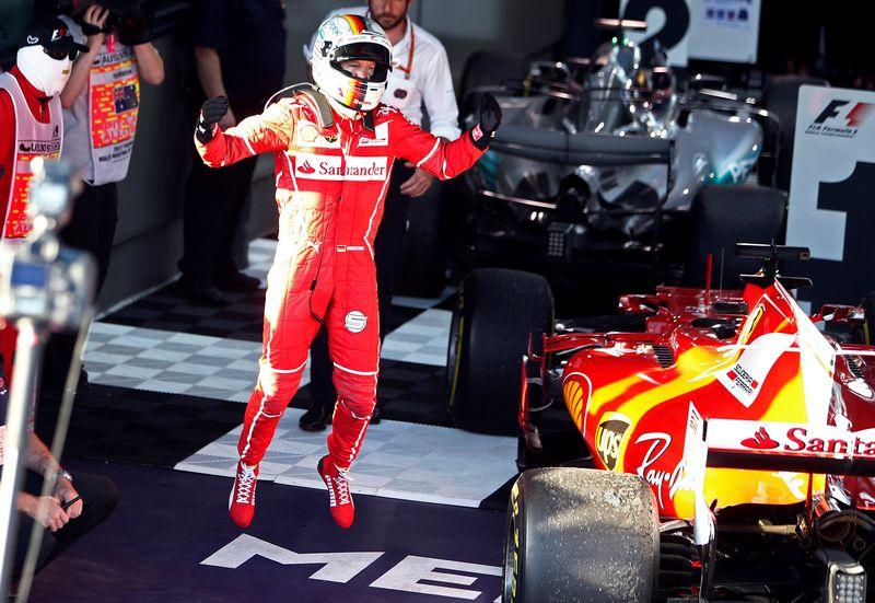 Formula One: Ferrari