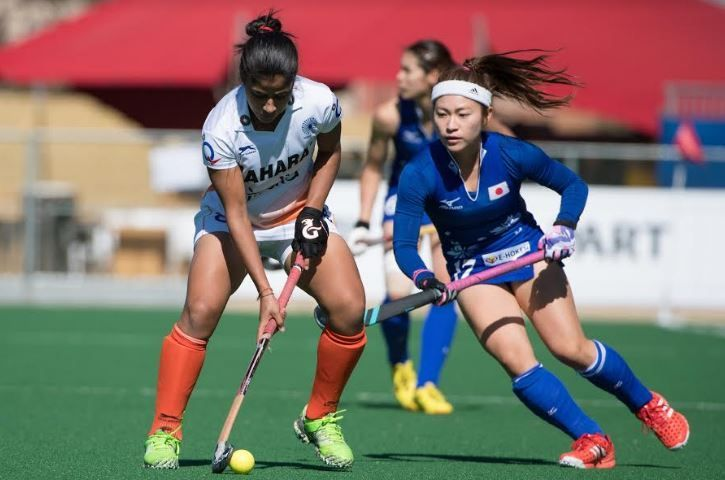 Japan thrash India 2-0 in the Semifinal of Hockey World League
