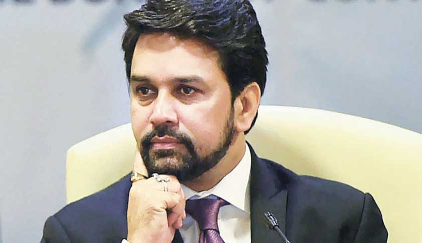 Perjury Case : Anurag Thakur tenders unconditional and unequivocal apology in SC