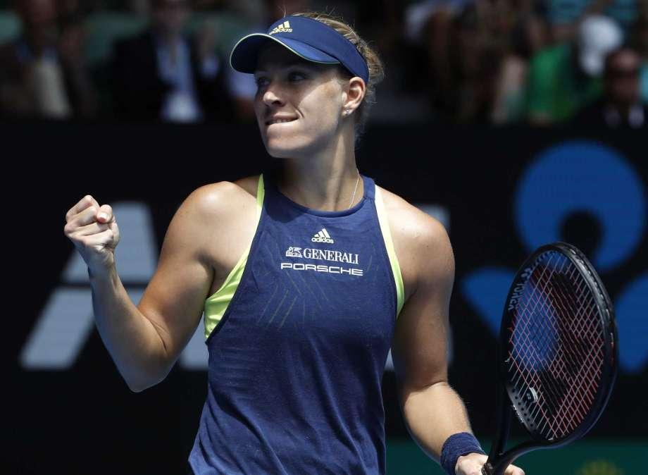 Australian Open 2018: Angelique Kerber thrashes Madison Keys to reach semi-finals