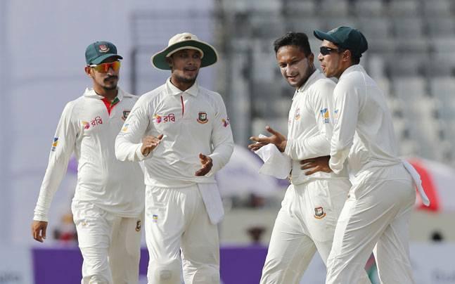 Shakib Al Hasan  helps Bangladesh register its greatest Test win