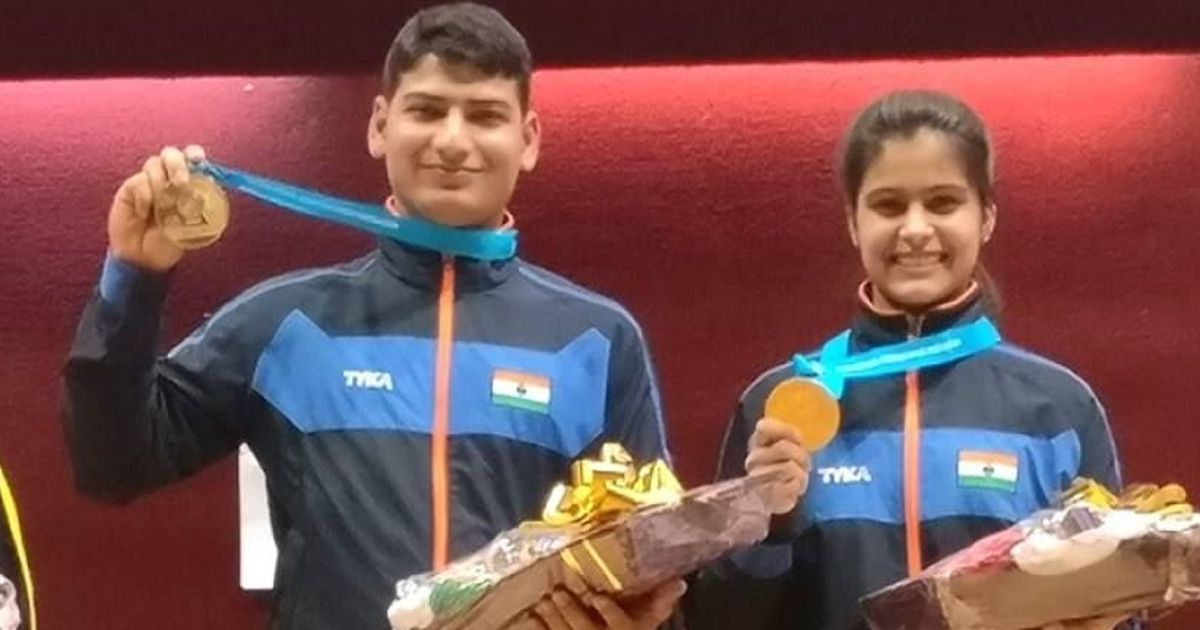 ISSF World Cup Shooting Championship: India finish at top with 5 gold
