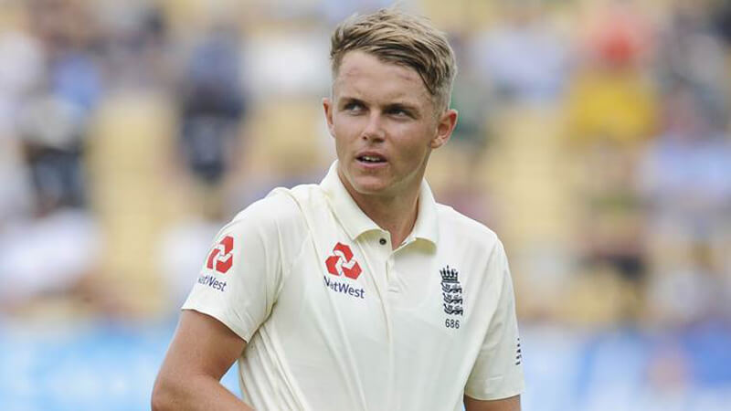 England all-rounder Sam Curran tests negative for COVID-19, to join training group soon