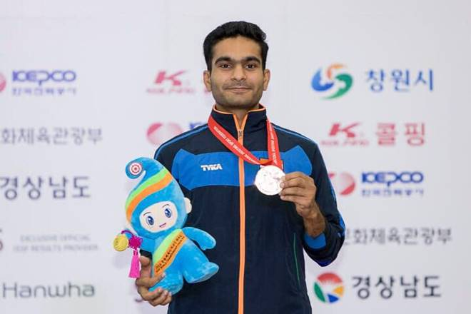 india-wins-six-medals-in-junior-shooting-world-cup