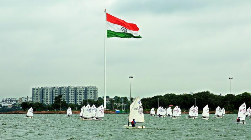 Telangana Regatta from today