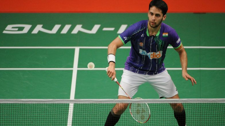 Parupalli Kashyap knocked out of China Open
