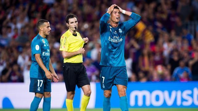 Cristiano Ronaldo faces lengthy ban for referee push