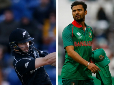 ICC Champions Trophy 2017 : Match 9:NZ vs BAN: Unchanged New Zealand elect to bat against Bangladesh