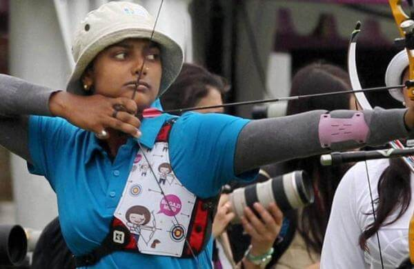 Indian women's team storms into final of Archery World Cup