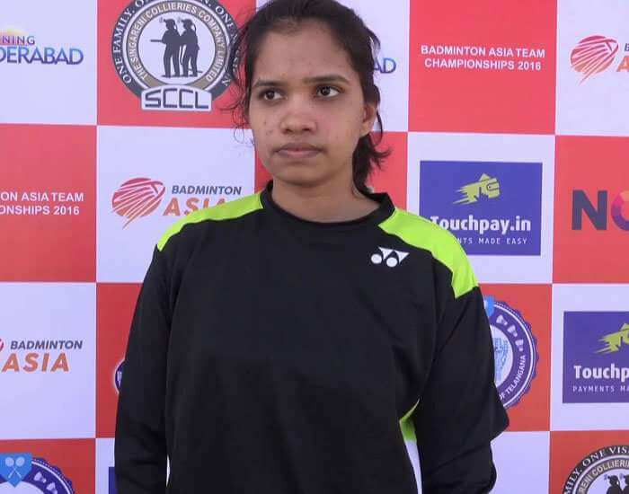 Indian badminton star N Sikki Reddy detects COVID-19 positive