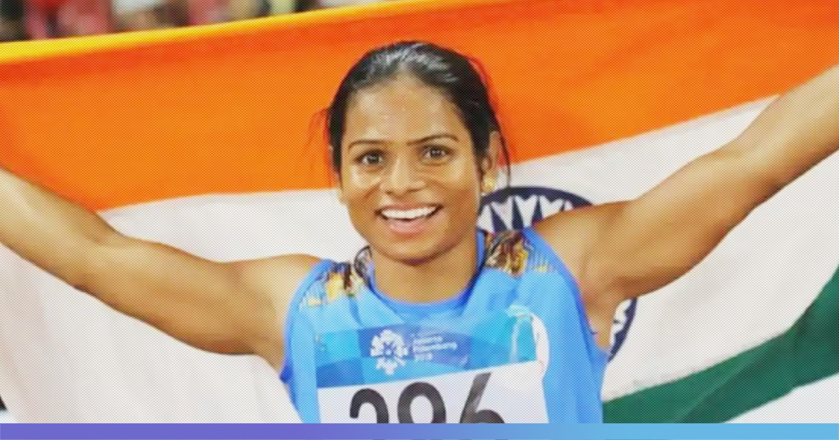 Dutee Chand to receive Chhattisgarh Veerni Award