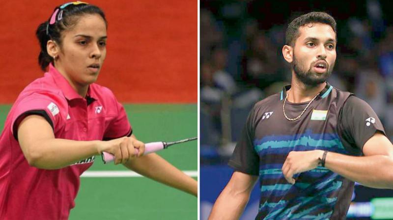 Saina Nehwal, HS Prannoy eye China Open to seal berth at Dubai Final