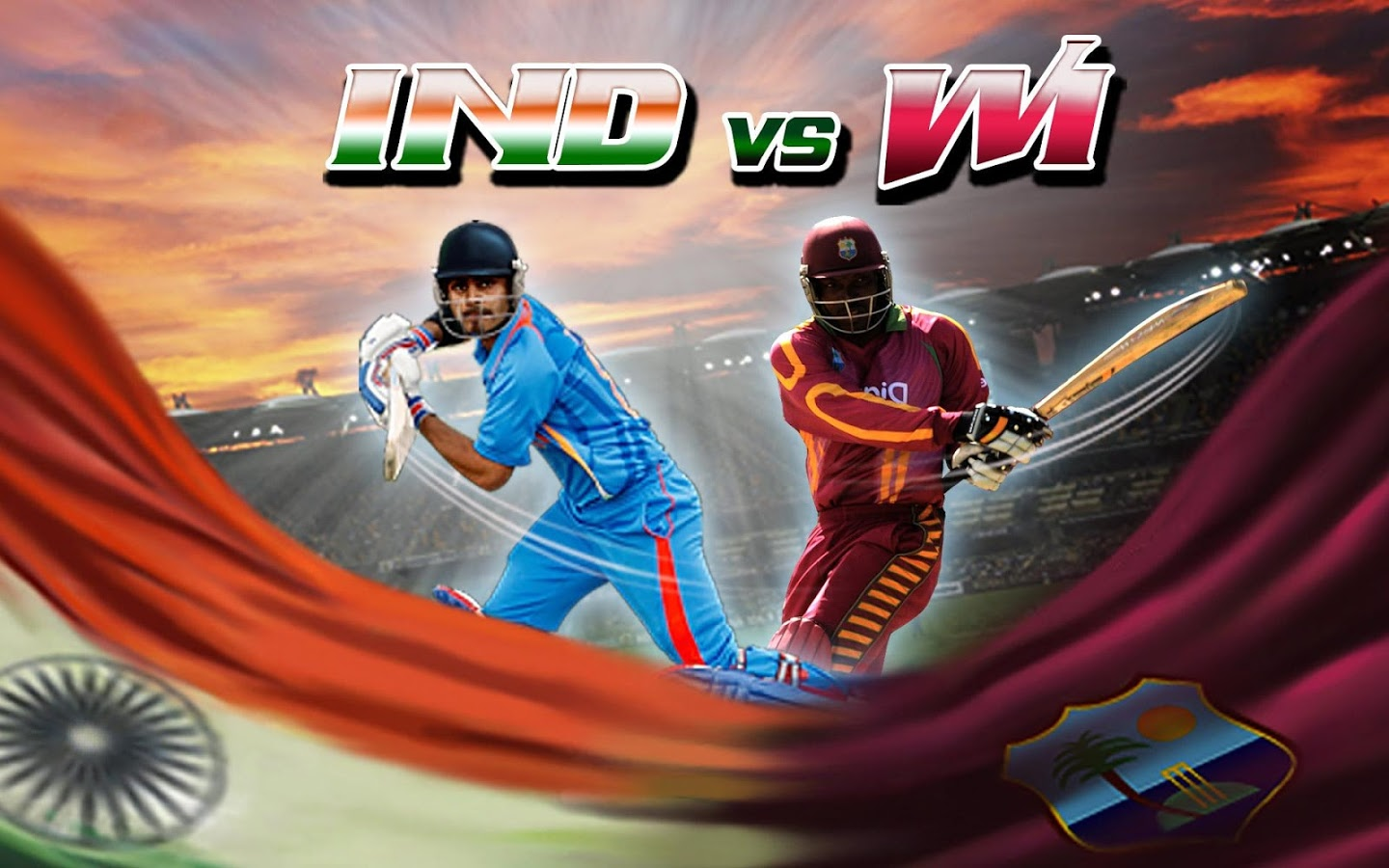 India to play second Test match against West Indies at Hyderabad from Oct 12 to 16