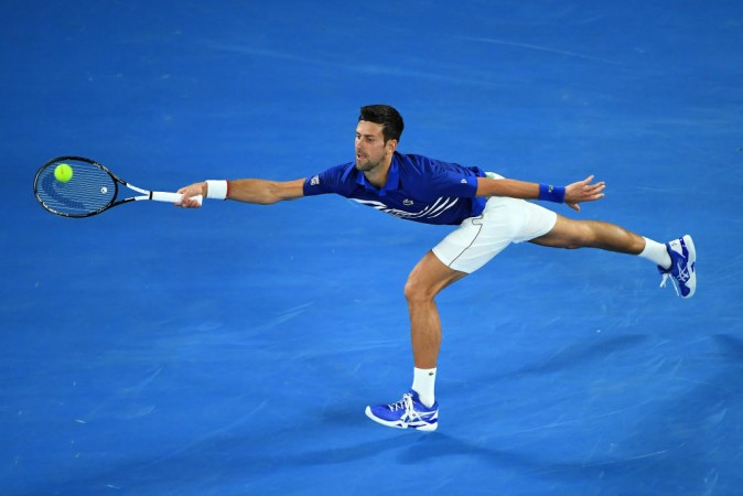 Novak Djokovic to take on Kei Nishikori in quarter-final of Australian Open