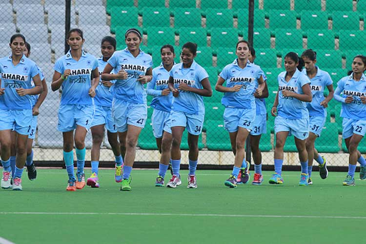 Hockey India names 33 players for women