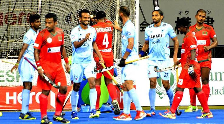 India thrash Bangladesh by seven goals in 2nd Asia Cup