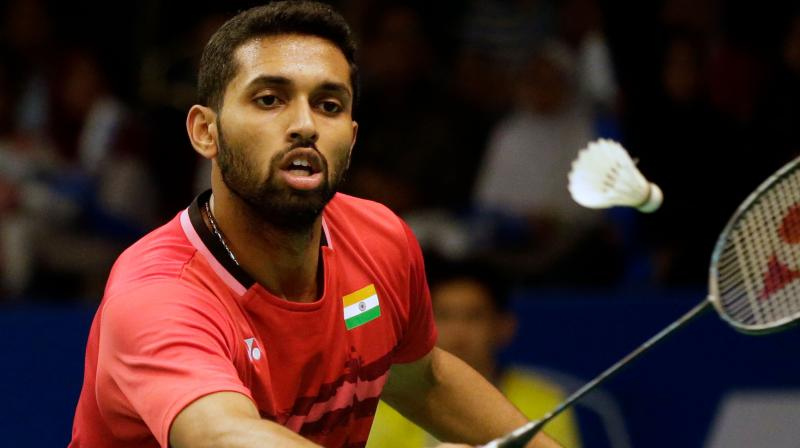 HS Prannoy regains world no 12 in latest badminton rankings