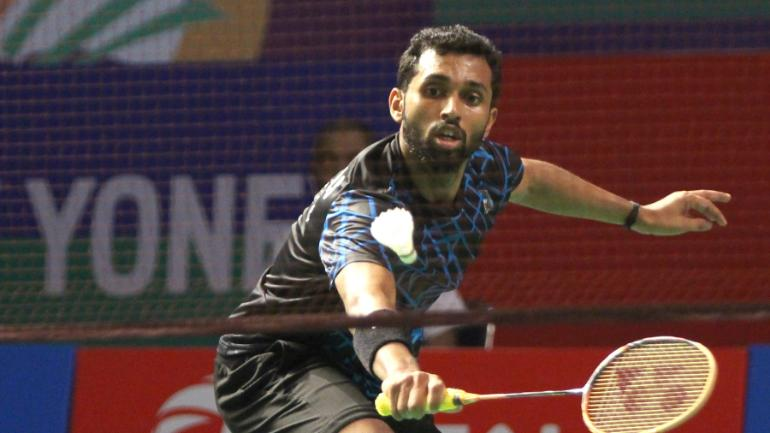 HS Prannoy to play in quarters of New Zealand Open
