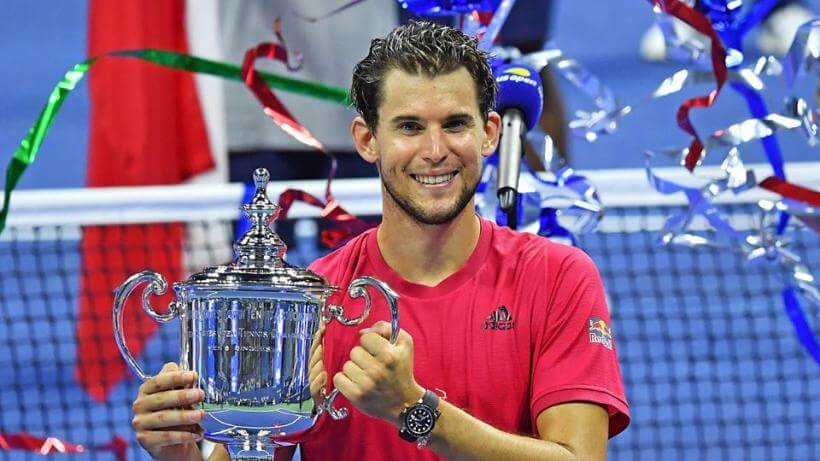 Dominic Thiem wins maiden Grand Slam with Open victory