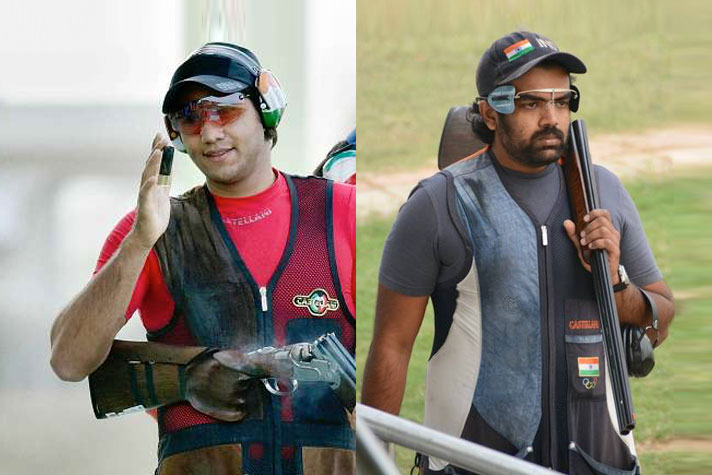 ISSF Shotgun World Cup: Kynan, Prithviraj lead men