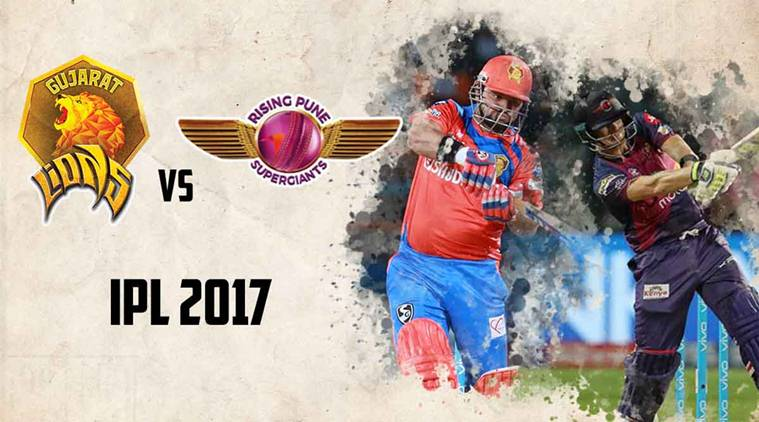 Live IPL 2017, GL vs RPS Score: Gujarat Lions win the toss, elect to bowl first against Rising Pune Supergiant