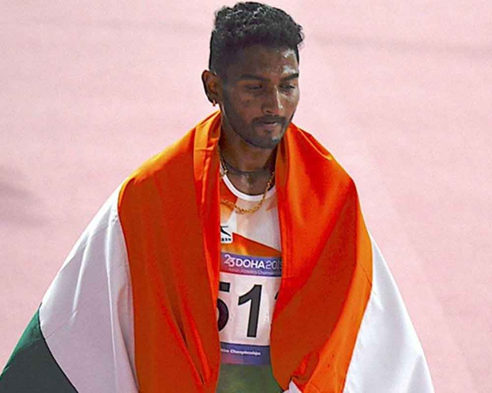 Avinash qualifies for Olympics after smashing 3,000m steeplechase national record for second time
