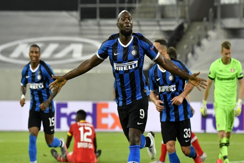 Romelu Lukaku stars in Inter