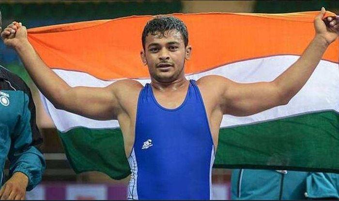 Deepak Punia settles for silver medal at junior world wrestling championship