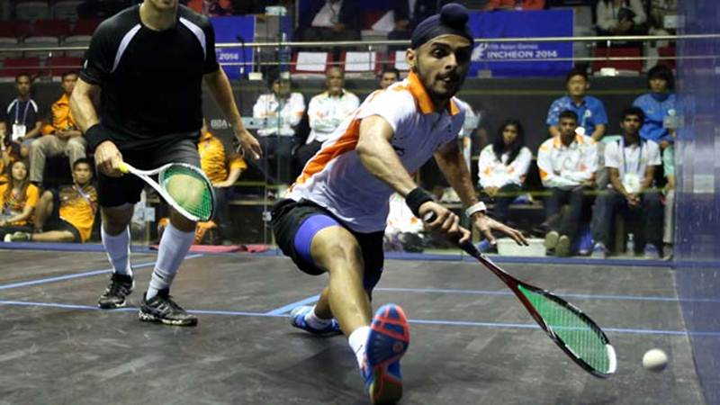 Squash: India