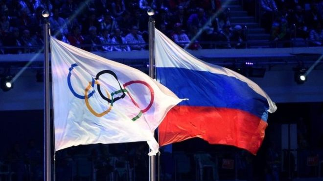 Russia banned from world sports for 4 years over doping scandal