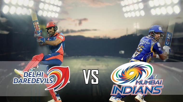 IPL 2017: Match 45:DD vs MI : Delhi win the toss and elect to field first