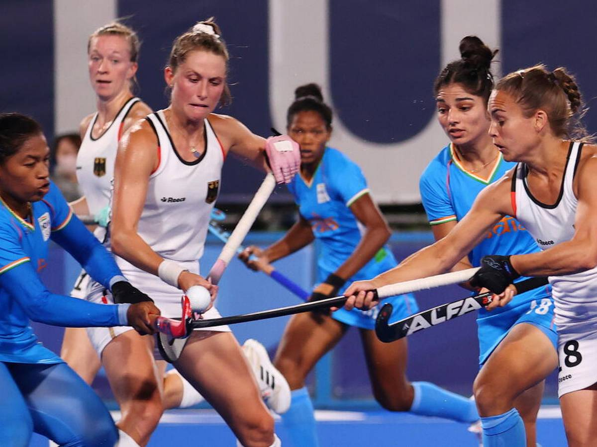 India women hockey team loses 2nd match against Germany in Tokyo Olympics