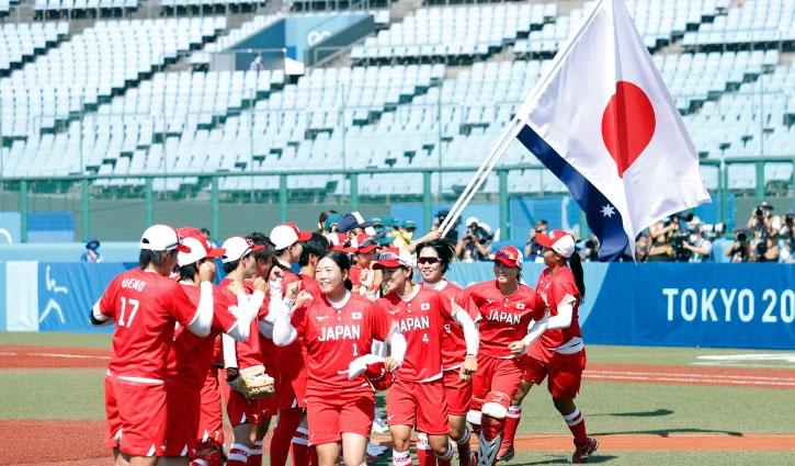 japankicksoff2020olympicsbeatsaustralia81insoftball