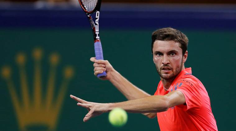 Simon beats Wawrinka in the 3rd round of Shanghai Masters
