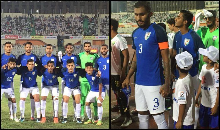 India beat Pakistan by 3-1 in the semifinal of SAFF championships
