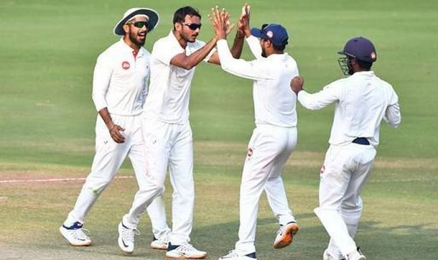 Ranji Trophy:Gujarat enters semifinals after a 464-run win over Goa
