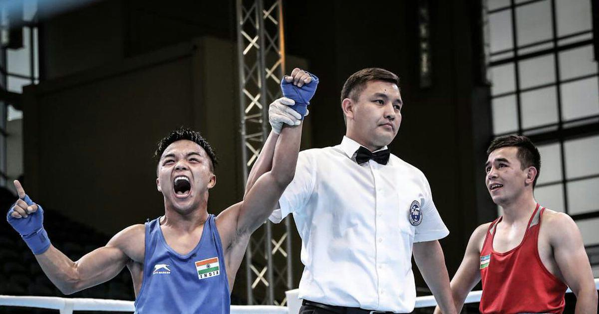 President Cup: Boxer N Lalbiakkima enters semifinals