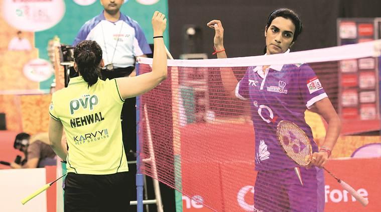 Indonesia open 2018: Saina Nehwal earns dominant win vs PVSindhu in semifinals