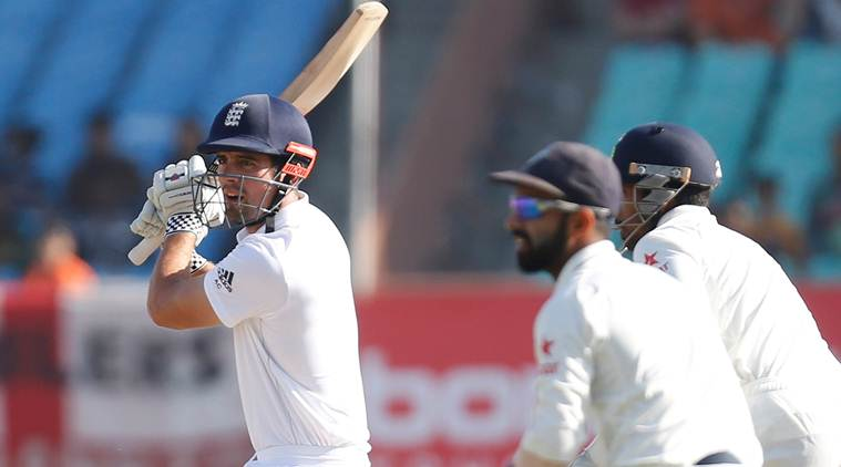 England to resume their second innings at score of 78 for 4