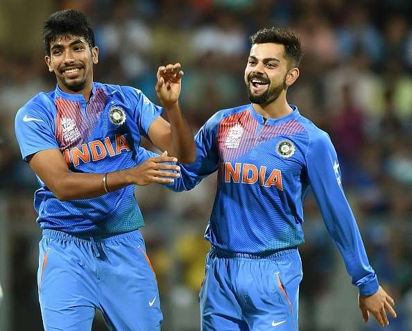 Kohli, Bumrah retain top spots in ICC ODI rankings