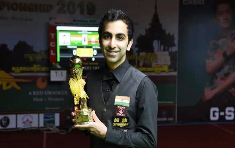 Pankaj Advani clinches record 22nd world title