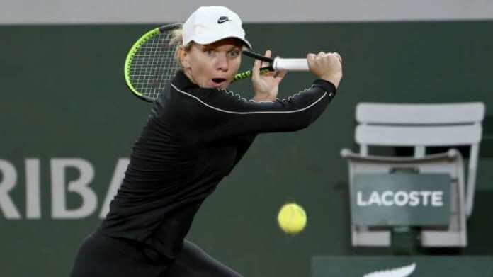 Simona Halep takes 14-match win streak to French Open