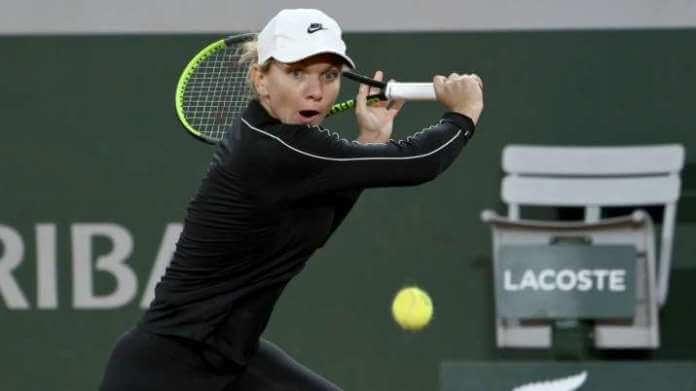 Simona Halep takes 14-match win streak to French Open