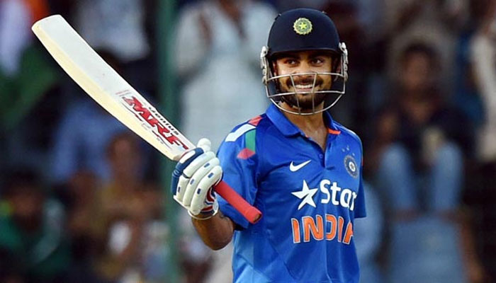 Kohli remains on top in T20 rankings
