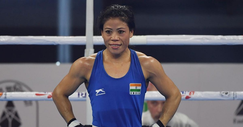 Mary Kom attains number one position in AIBA rankings